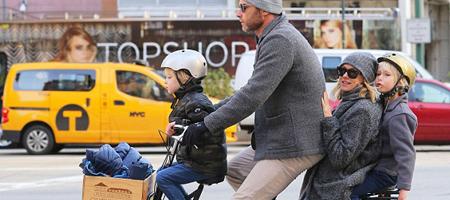 ניהול תקציב משפחתי - אופניים