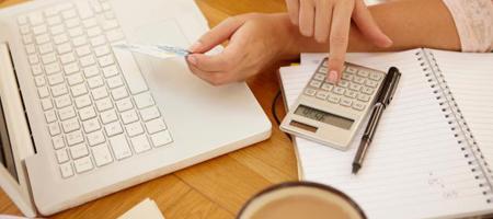 ניהול תקציב משפחתי - חשבונות