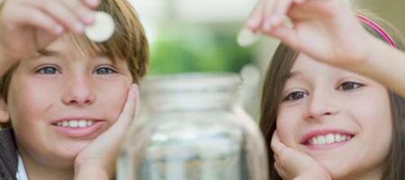 ניהול תקציב משפחתי - חינוך כלכלי ילדים